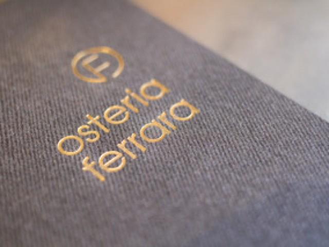 OSTERIA FERRARA